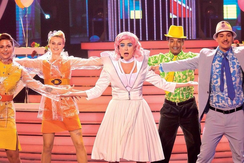 Jako Katy Perry v show Tvoje tvář má známý hlas.