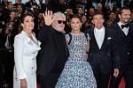 Pedro Almodovar, Penelope Cruzová a Antonio Banderas
