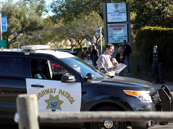 Policisté v San Diegu pátrají po neznámém střelci.
