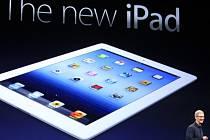 Společnost Apple dnes uvedla další generaci svého populárního tabletu iPad.