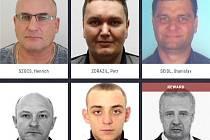 Mezi nejhledanější zločince Evropy patří i Češi Stanislav Seidl a Petr Zdražil