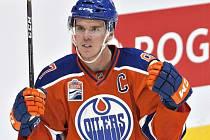 Kapitán Edmontonu Connor McDavid
