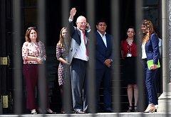 Politická krize v Peru. Prezident Pedro Pablo Kuczynski odstoupil z funkce