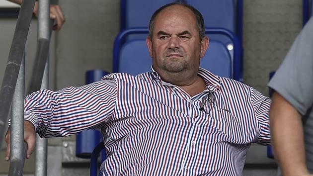 Bývalý šéf českého fotbalu Miroslav Pelta.