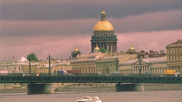 Petrohradské bílé noci