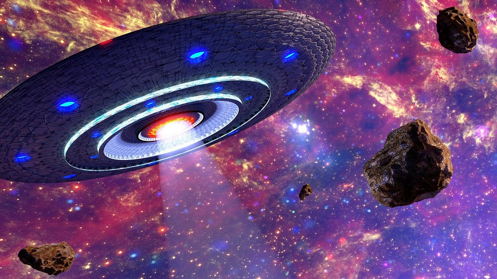 Termín UFO bývá často nesprávně zaměňován za mimozemské létající talíře