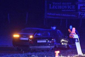 Lubomír Zaorálek měl dopravní nehodu
