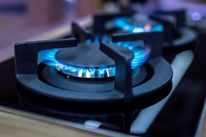 Zemní plyn - Ilustrační foto