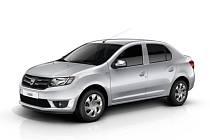 Nová Dacia Logan