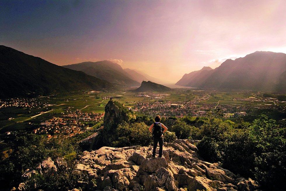 Severoitalský region Trentino - místo pro jedinečnou aktivní dovolenou.