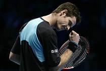 Brit Murray vstup do Turnaje mistrů zvládl.
