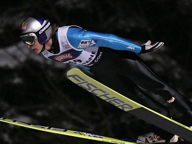 Sobotní závod Světového poháru v polském Zakopaném vyhrál Rakušan Gregor Schlierenzauer.