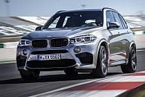 BMW X5 M.