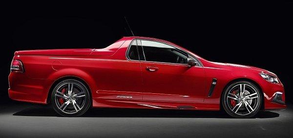 Vauxhall Maloo VXR.