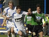 Fotbal: Liberec - Jablonec