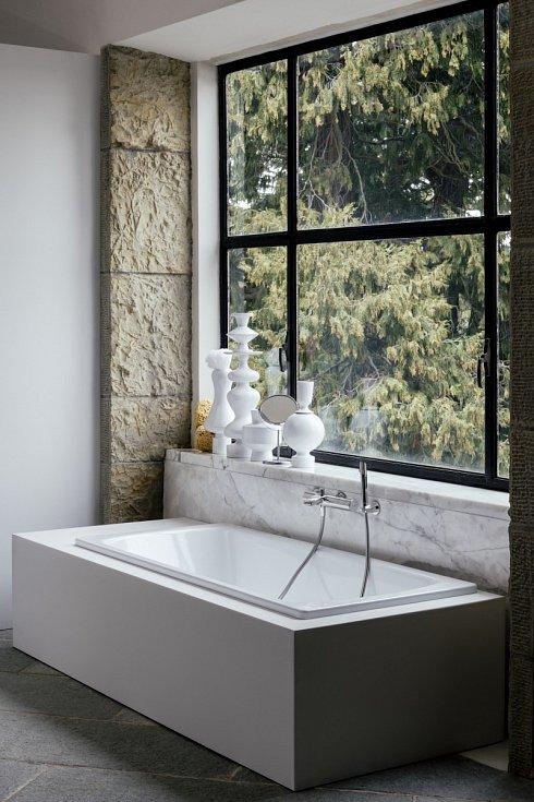 Vana především v rodinných domech bývá samozřejmou součástí vybavení koupelny.