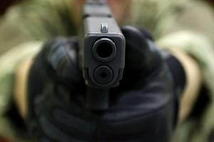 Pistole - ilustrační foto