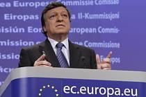 Šéf Evropské komise José Barroso.