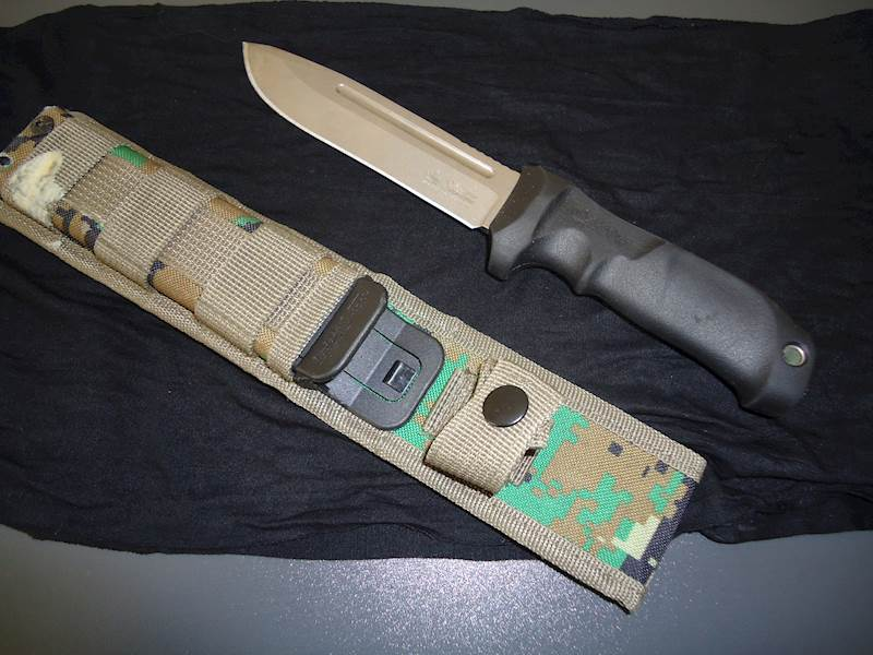 Popřípadě si můžete od státu koupit nůž lovecký