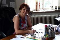 Eva Hamplová.