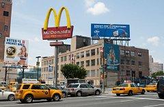 Saláty od McDonald's jsou v podezření, že ve dvou amerických státech vyvolaly epidemii střevní infekce, ilustrační foto
