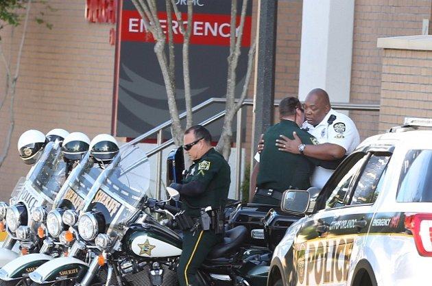 Střelba ve floridském městě Orlando