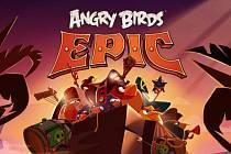 Mobilní hra Angry Birds Epic.