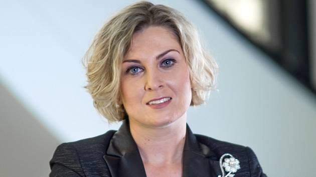 Lenka Kovačovská, výkonná ředitelka Českého plynárenského svazu.