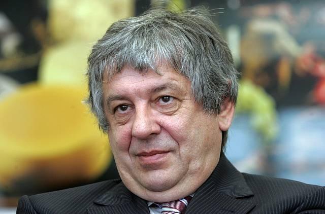 Milan Teplý, generální ředitel Madeta a.s.