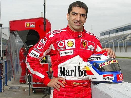 Největší hvězdou Ferari Racing Days v Brně bude testovač italského týmu Marc Gené.
