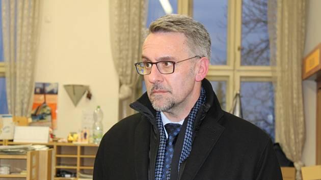 Ministr vnitra Lubomír Metnar