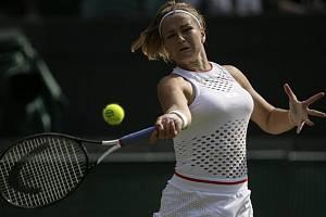Česká tenistka Karolína Muchová.