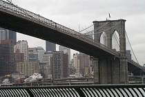 New York, Broklynský most, Dolní Manhatan