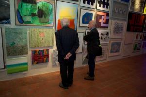 Výstava umění Konto Bariéry