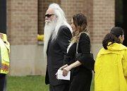 Pohřeb Barbary Bushové
