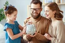 Rodina a finance - Ilustrační foto