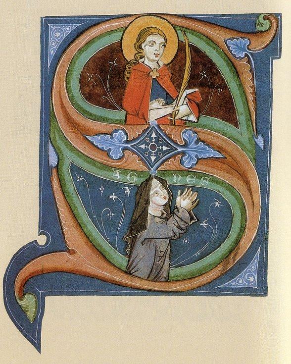 Anežka Přemyslovna byla významnou osobností českého středověku. Sestra krále Václava I. a teta Přemysla Otakara II. dala před politickým sňatkem přednost řeholnímu životu