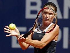 Iveta Benešová je na okruhu WTA nejlepší českou hráčkou.
