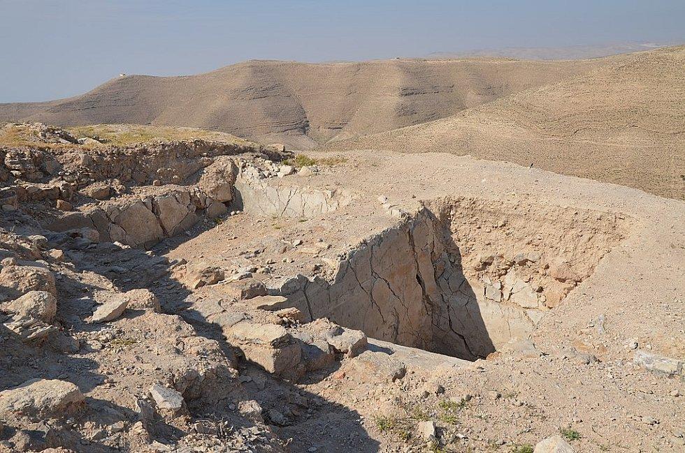Zprávu o Macherontu zanechal dalším generacím židovský kněz a učenec Flavius Josephus