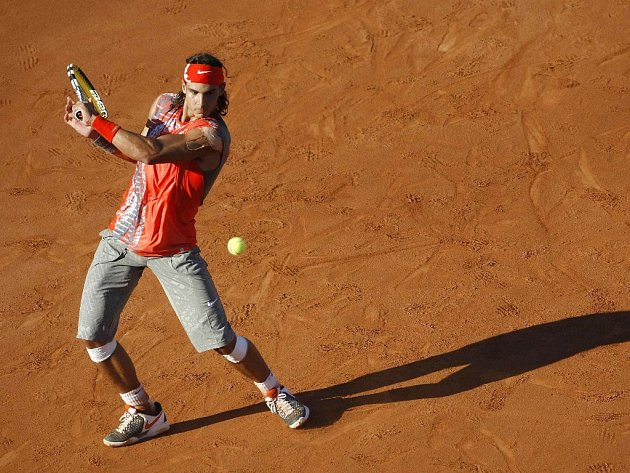 Rafael Nadal porazil v Barceloně krajana Lopeze.