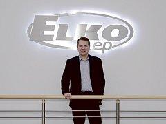 Jiří Konečný, zakladatel firmy ELKO EP.