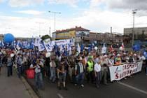 Stávkovali proti vůli radnice, čeká je soud