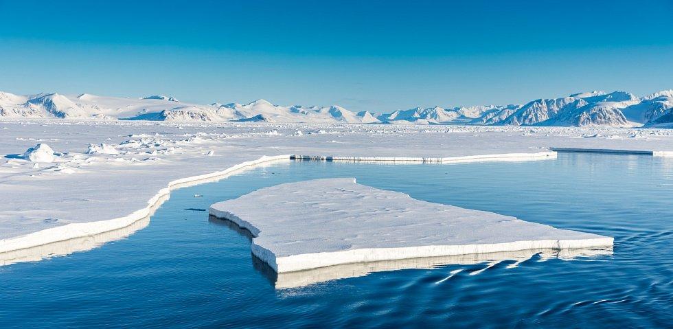Arktida. Ledové království Země.