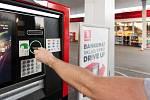 Bankomat pro řidiče v Argentinské ulici
