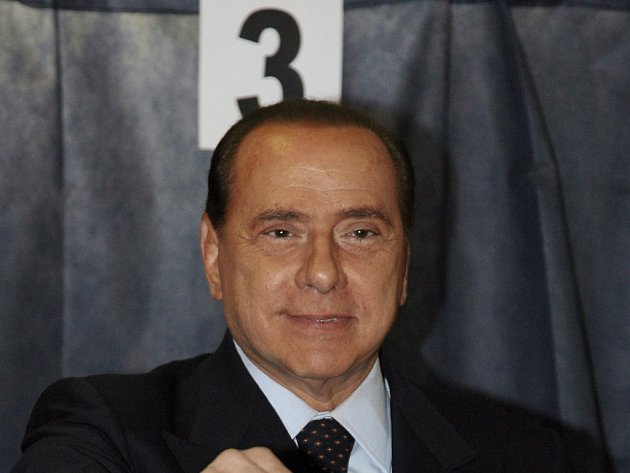 Berlusconi potřetí.