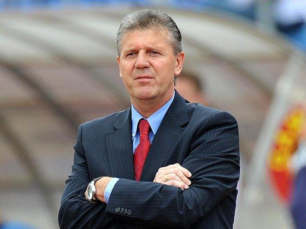 Generální manažer Sparty Jozef Chovanec.