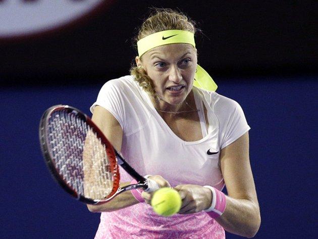 Petra Kvitová na Australian Open.