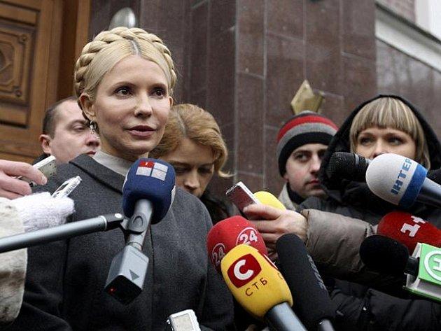 Julija Tymošenková.