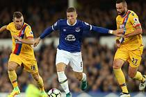 Everton v Crystal Palace - Premier League - Goodison Park