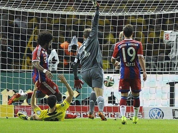 Neuznaný gól Matse Hummelse